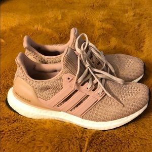Adidas Nude Ultraboost DNA shoes